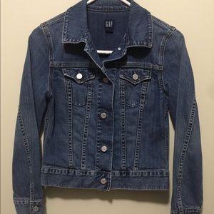 Gap women jean jacket
